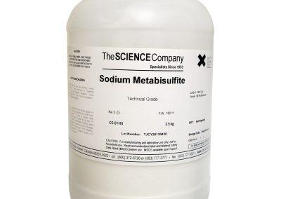 Sodium Meta Bisulfate